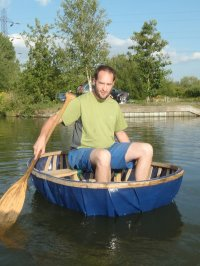 Alistair Phillips Coracle Maker