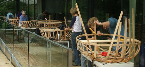 coracle making weekend